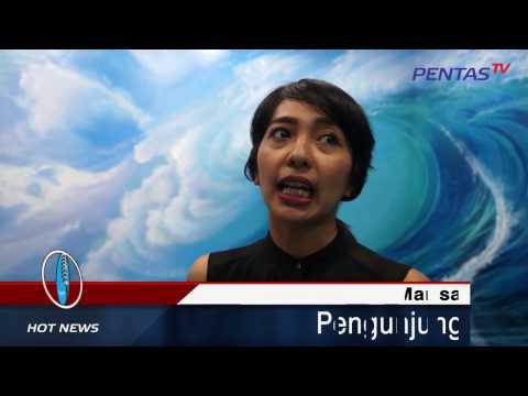 Pentas TV - Amazing Art World 3 Dimensi Hadir di Bandung