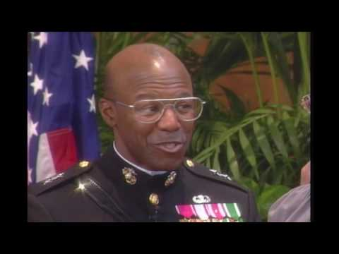 HOP1587 Clifford Stanley Interview Major General USMC