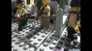 Lego ww2 Stalingrad 1942