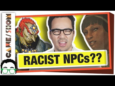 Why are we still struggling with racist NPCs?