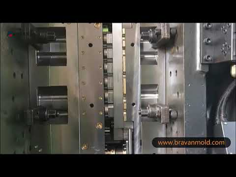 How to produce PET Preforms for mineral water bottle 33g / Bravan