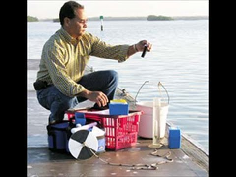 WATER QUALITY TESTING AT THE ESTERO BAY AQUATIC PRESERVE