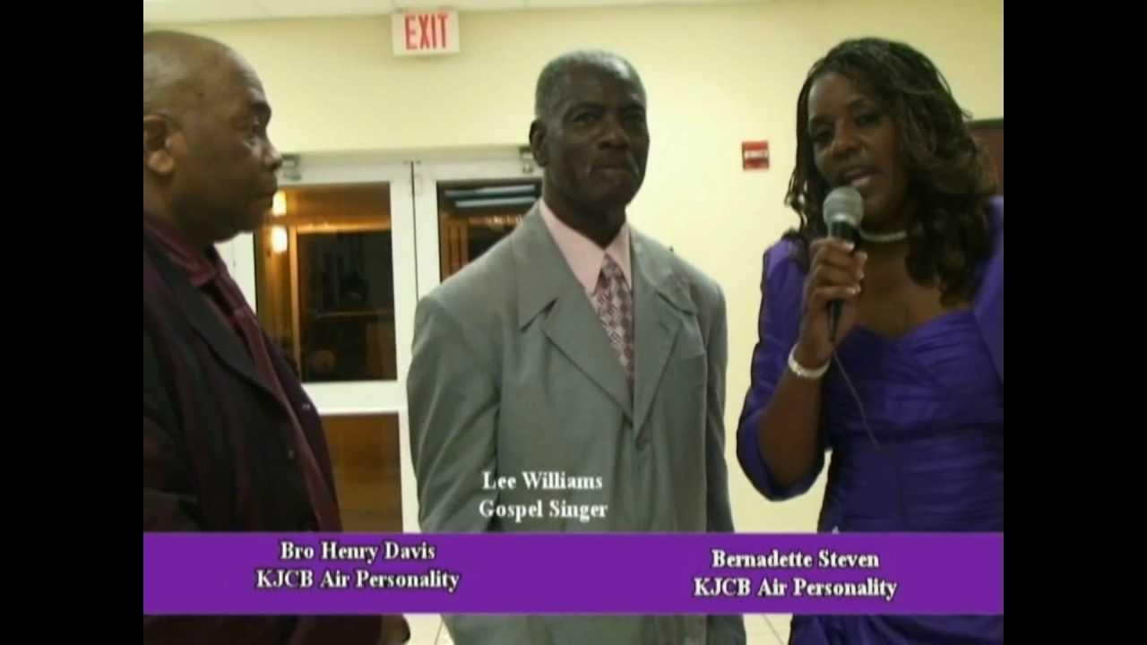 KJCB's on air radio personalities interview Gospel Great ...