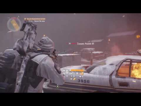 First mission to unlock underground! Tom Clancy's The Division patch 1.3