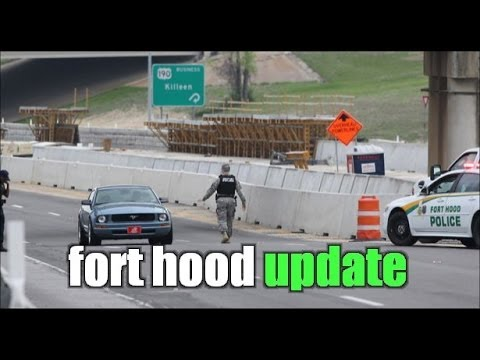 Officials: 4 dead - Fort Hood Shooting