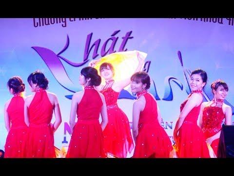 Múa Tiếng Sáo Thiên Thai - KHOA DU LỊCH DUE