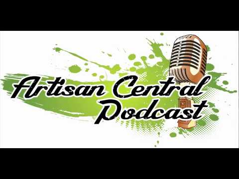 Artisan Central Podcast - Websites for Artists - The Best Website Services with Alex Bangle