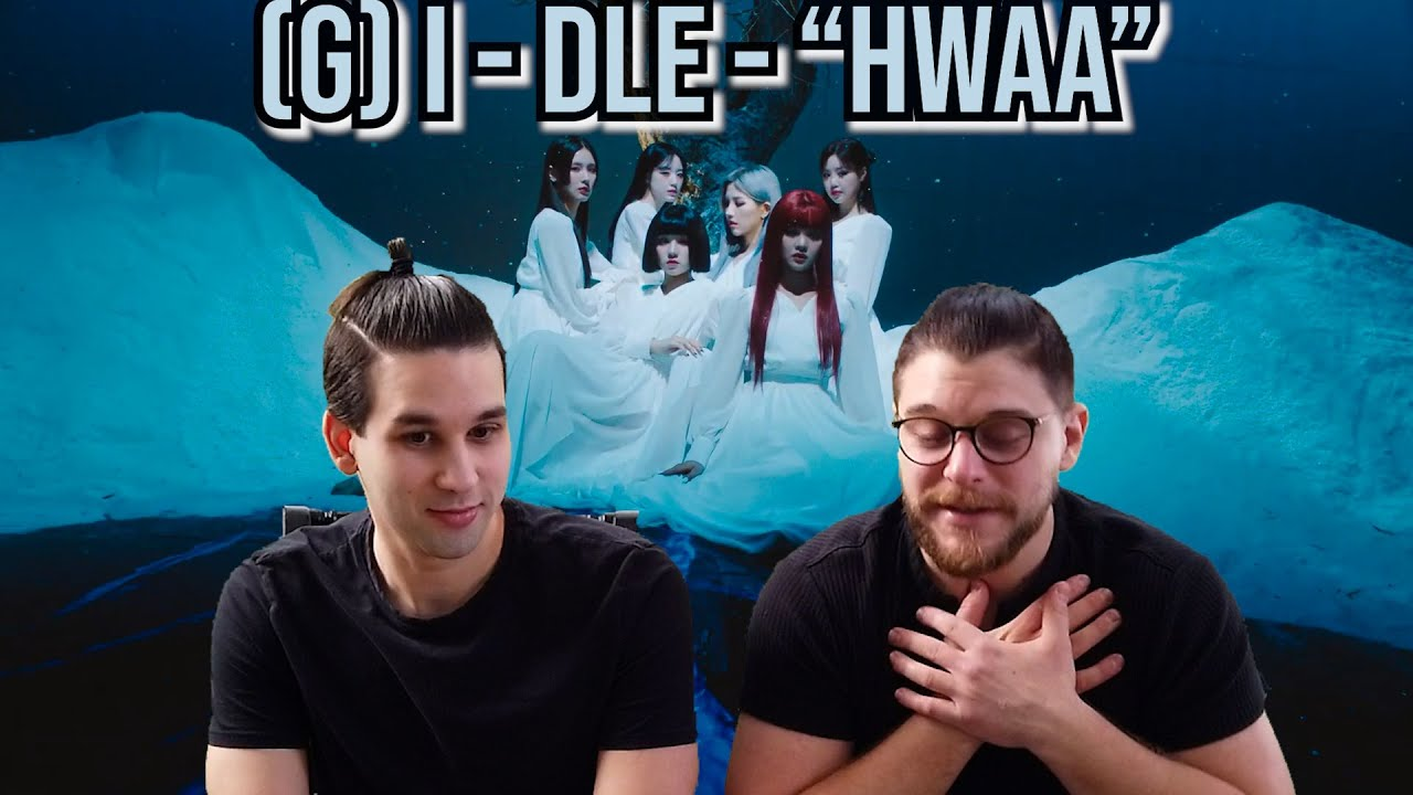 METALHEAD REACTION TO KPOP - (G)I-DLE) - '화(火花)(HWAA)'