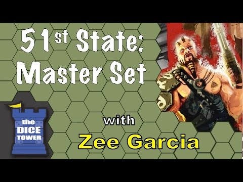 51st State: Master Set Review - with Zee Garcia