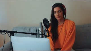 Without Me/Cry Me A River Mash Up (Davina Leone Cover)