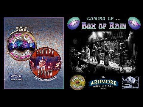 2017-04-14 - Box of Rain - Ardmore Music Hall