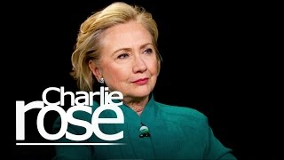 Hillary Clinton on the Malaysia Airlines Crash in Ukraine | Charlie Rose