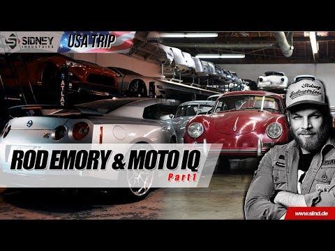 Twin Turbo 356 Porsche & 700PS EVO X Breitbau | USA Trip Part 1 | Sidney Industries