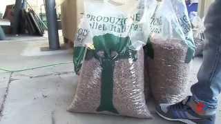 Peletizadoras y máquinas para fabricación y envasado del pellet, de Ecofricalia