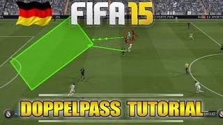 Fifa 16 (15)   Doppelpass Tutorial   Wie & wann einsetzen - SEHR effektiv   Tipps & Tricks