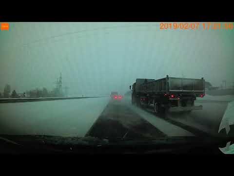 ДТП Самара-Бугуруслан 31км