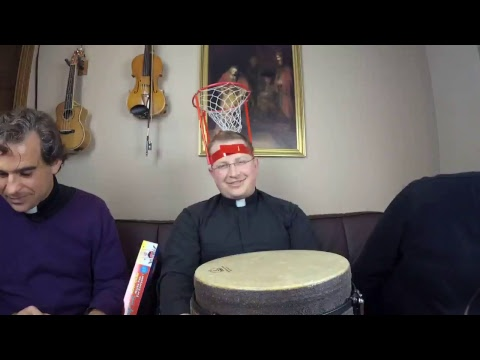 """Donkey From Shrek sings """"I'm a Believer"""" Preparation for Palm Sunday - The Prodigal Father Live"""