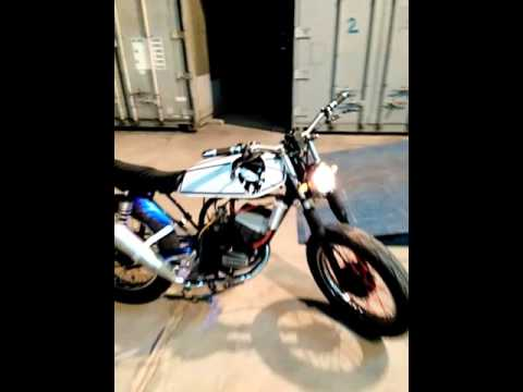 Yamaha concord 132