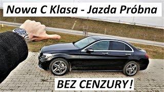2019 NOWA C Klasa Mercedes-Benz C200 Jazda Próbna - TEST PL