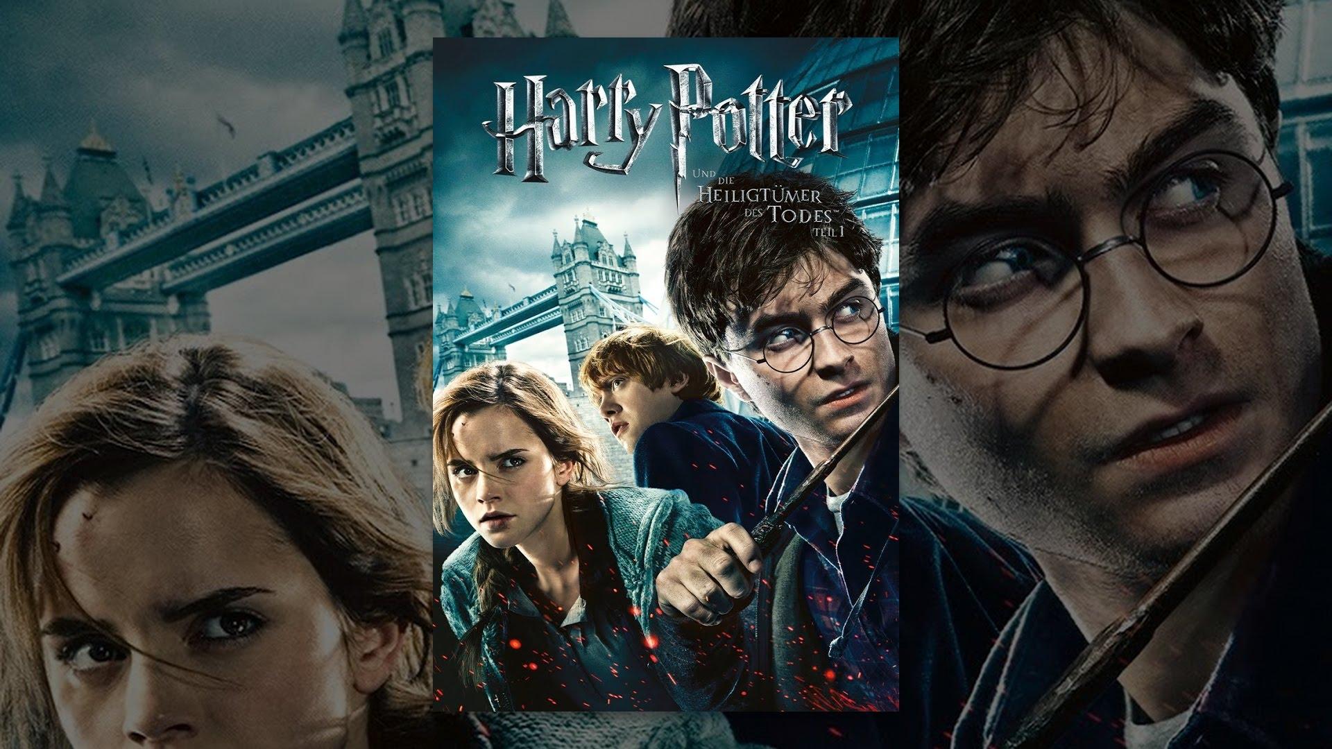 Harry Potter 7 Teil 1 Offizieller Trailer Deutsch Hd German Youtube