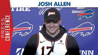 "Josh Allen as Buffalo Bills Head to Playoffs | ""It's Win or Go Home"""