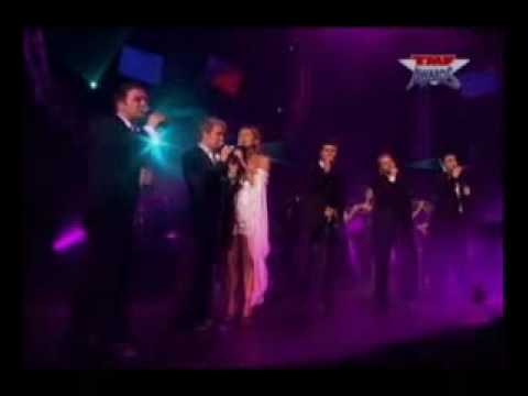 Do Ft. Westlife - Heaven (Unplugged Piano Mix) (Live @ TMF Awards 2003)