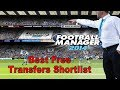 Football Manager 2014 - Best Free Transfers Shortlist