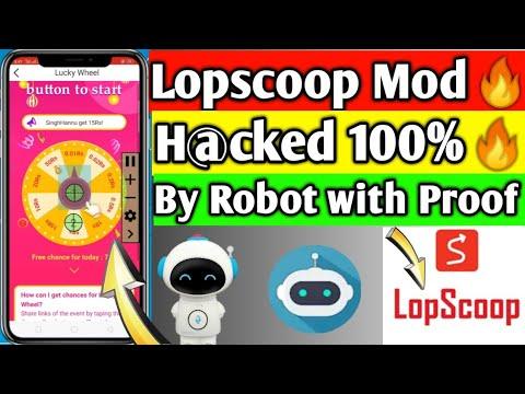 LOPSCOOP MOD APK | LOPSCOOP UNLIMITED TRICK | UNLIMITED PAYTM CASH |  LOPSCOOP REFER BYPASS | PAYTM🔥