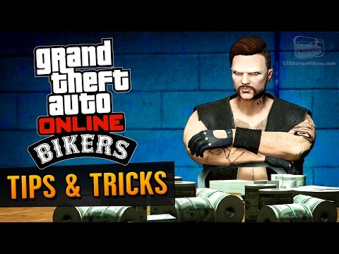 GTA Online Bikers: 7 things you have to do | Red Bull
