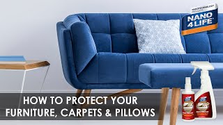 Protect your Furniture | Nano4 Furniture | by NANO4LIFE