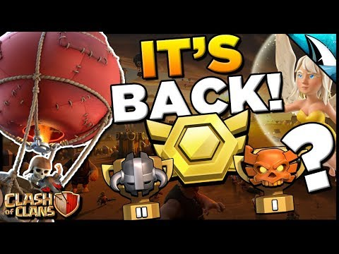 CWL Is Back! But What Happened? These Offers Are Crazy!!   Clash of Clans