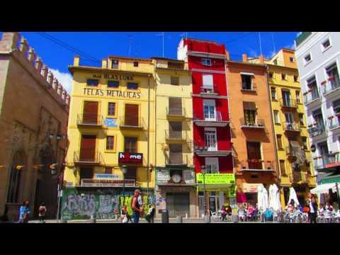jammin' in Valencia, Spain