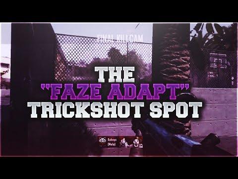 HE HIT THE RAID BASKETBALL SUICIDE TRICKSHOT!! (3 SHOTS!) |