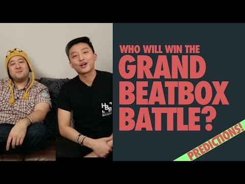 Grand Beatbox Battle: Who Will Win?