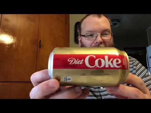 I'm Back! Caffeine Free Diet Coke Review