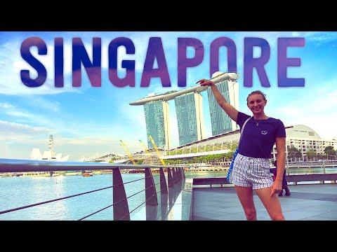 Most incredible view... experiencing Marina Bay Sands in Singapore!