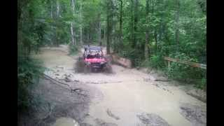 Stony Lonesome trail 406 mud