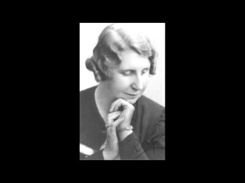Rosy Wertheim - Trois chansons for soprano, flute and piano