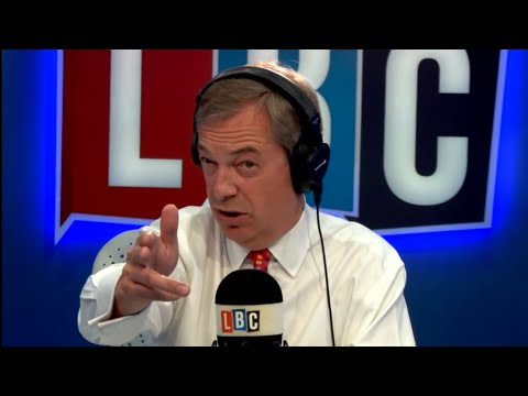 The Nigel Farage Show: Should we arm more Police officers? LBC - 17th May 2018