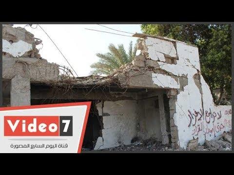 اليوم السابع :نرصد آثار تدمير الحوثيين للتعليم ..قصف جامعة عدن