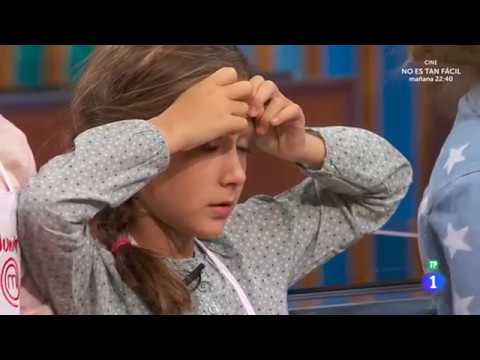 Master Chef Junior 5 Capitulo 6 (Gran Final)