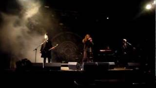 Diary of Dreams - Kindrom live zur Castle Party 2011