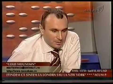 8.03.2004 - Regizorul « Cold Mountain », la lansarea in Romania a filmului