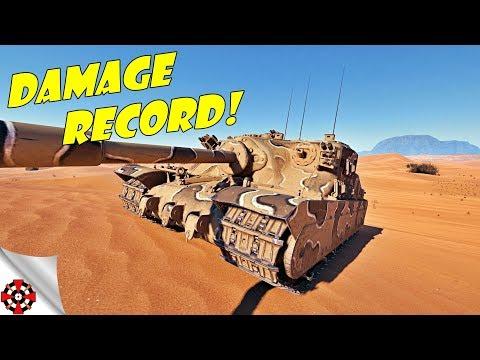 World of Tanks - Tortoise DAMAGE RECORD! (WoT Tortoise gameplay) thumbnail