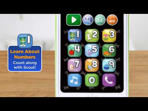 Chat & Count Emoji Phone   Demo Video   LeapFrog®