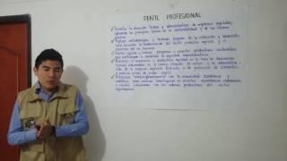 Perfil Profesional del Ingeniero Agrónomo