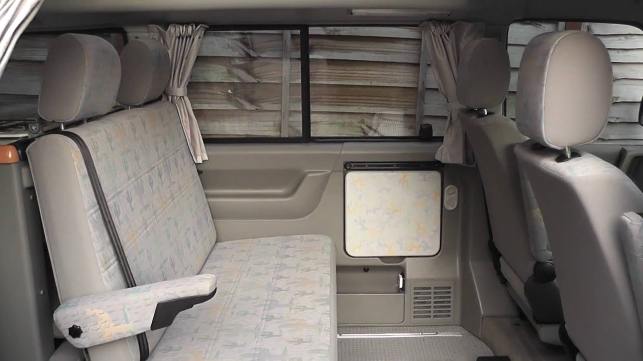 Vw westfalia california exclusive interior youtube for Interior westfalia