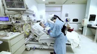 U.S. COVID-19 Hospitalizations Exceed 100,000 thumbnail