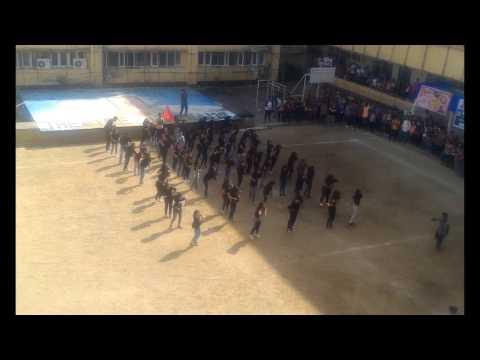 Dimensions 2016 | A Theatre Of Dreams | Kelkar College | Flashmob