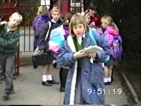 03 Gatley Primary School 1991 Manchester UK